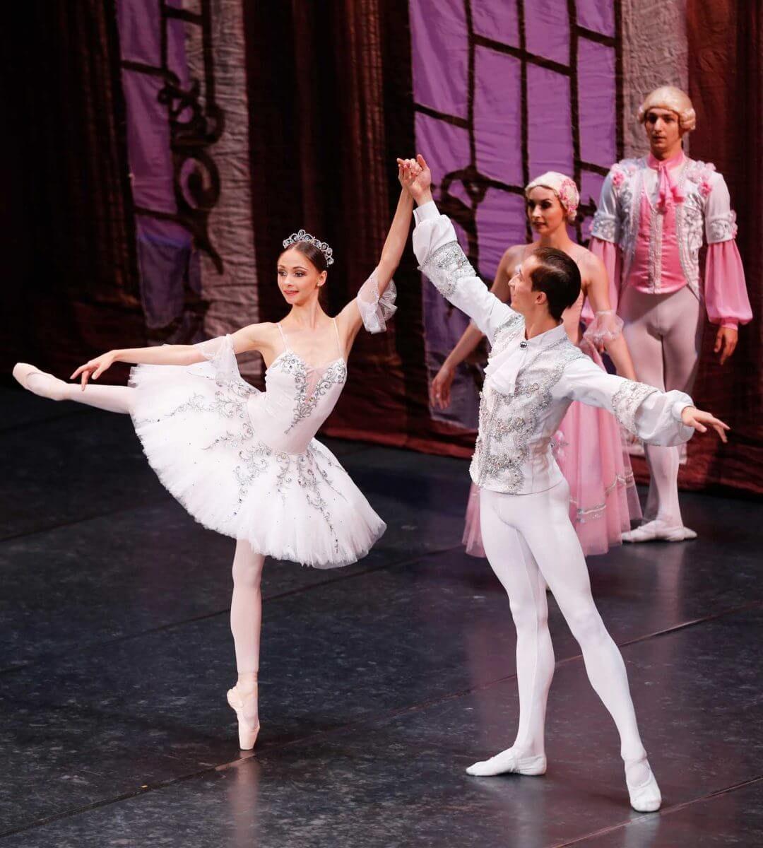 華麗なるクラシックバレエ・ハイライト キエフ・バレエ