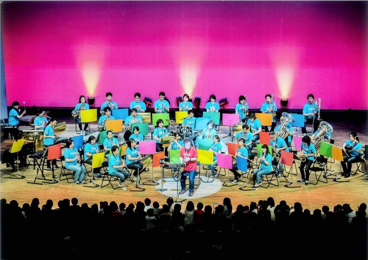 九管ポップス ファミリーコンサート