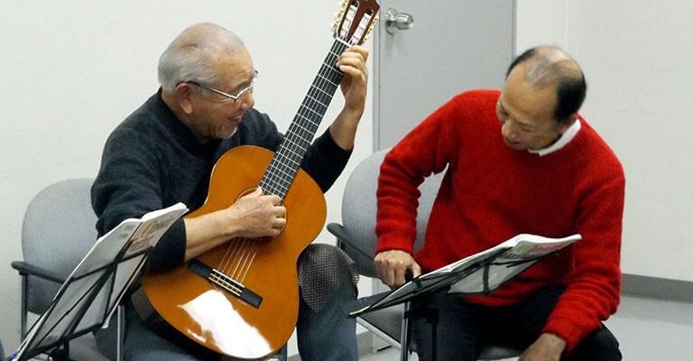 サザンクス筑後 クラシックギター教室