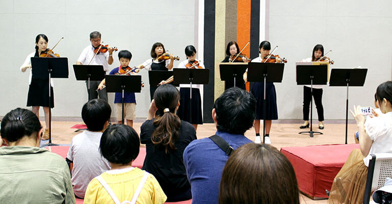 サザンクス筑後 バイオリン教室