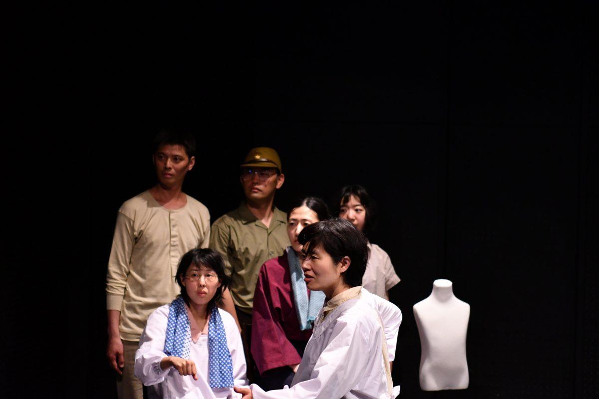 広島アクターズラボ五色劇場演劇公演「新平和」