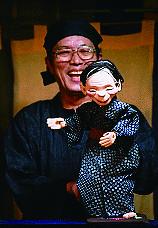 人形劇おひとり座(大人&シニア向け公演)